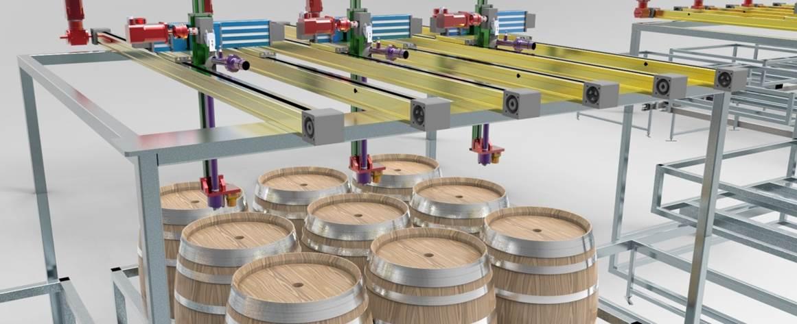 WINE-CELLAR SECTOR MACHINERY