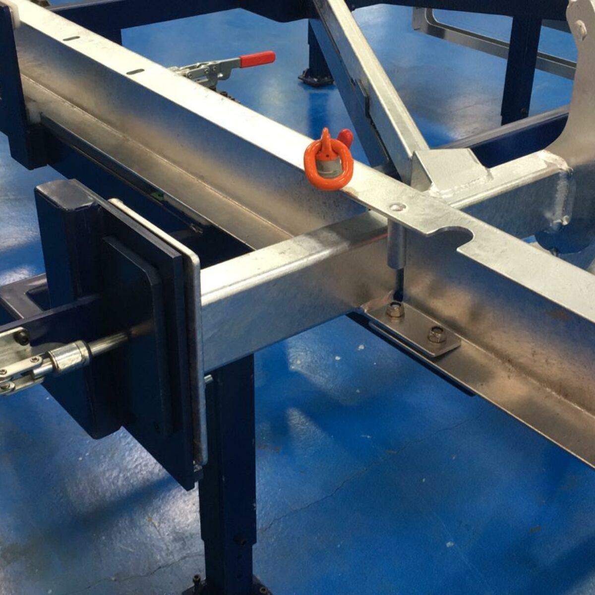 ASSEMBLY TABLE TOOLING