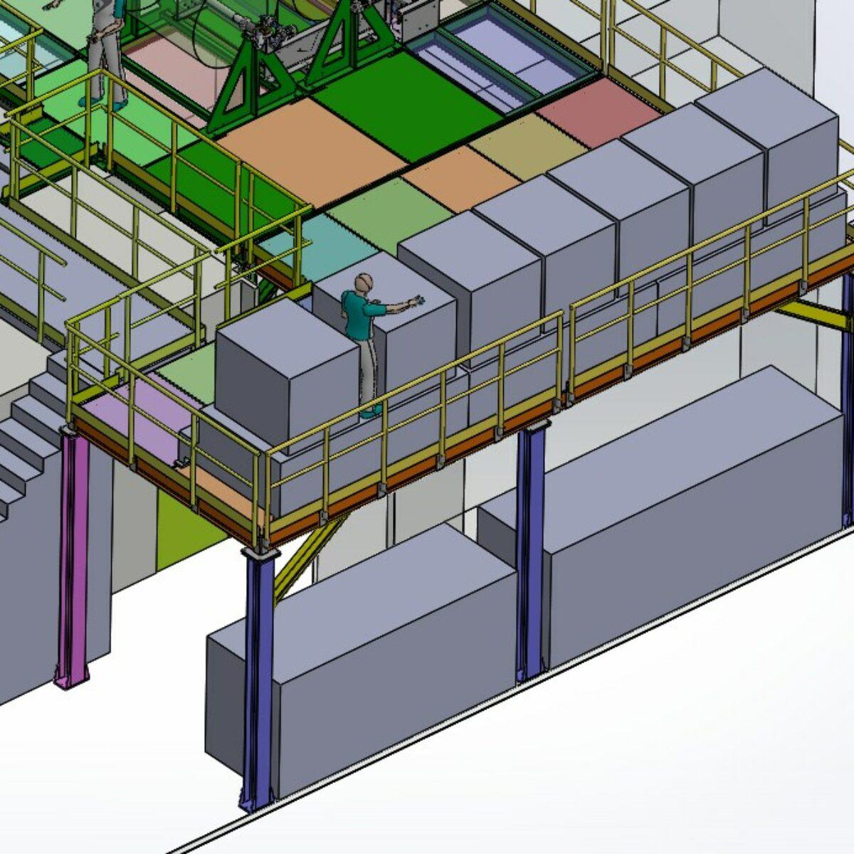 Plataforma contenedores GRG